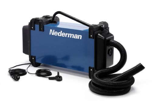 Nederman FE 840 Manual start/stop
